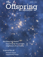 Cover of the Offspring 2016 Issue 1