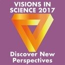 "This years Visions in Science conference ""Discover New Perspectives"" will take place in Berlin from 29 September to 01 October"